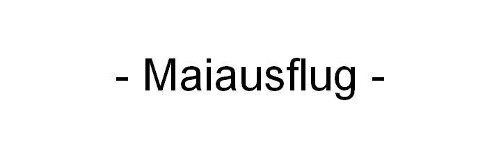 Maiausflug